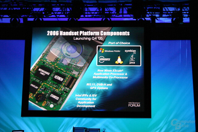 IDF: Intel demonstriert neue Handheld-Plattform