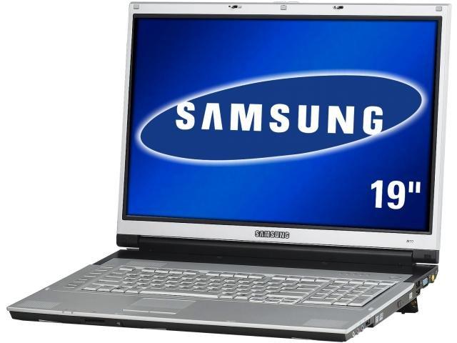 Samsung 19-Zoll Notebook M70