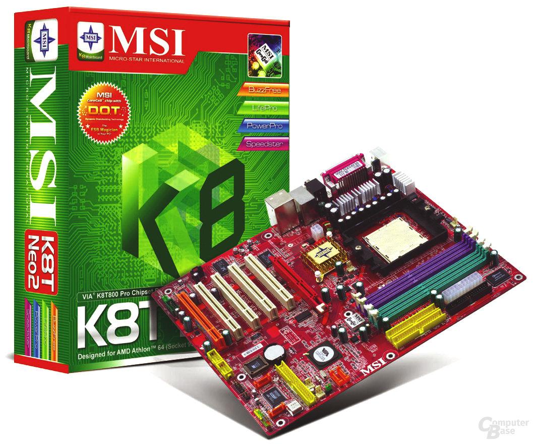 MSI K8T Neo2-F