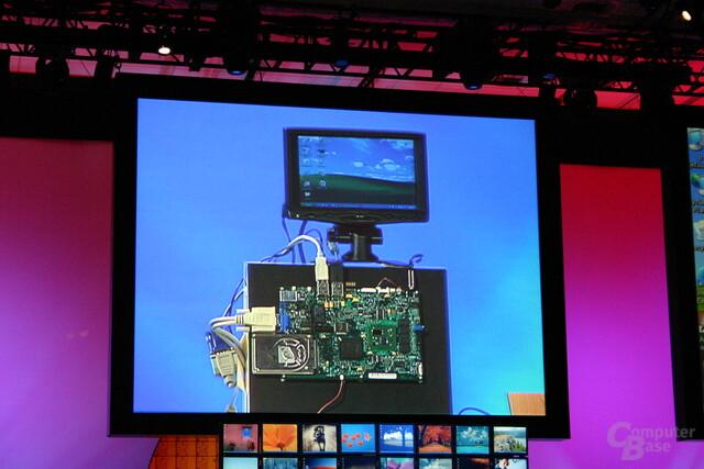 Intels neue CMOS VR-Lösung