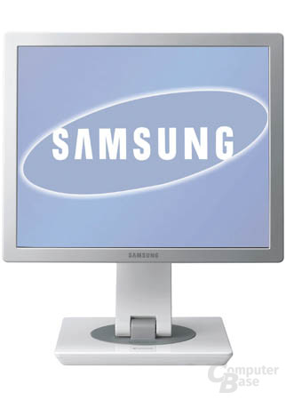 Samsung Syncmaster 770P silber
