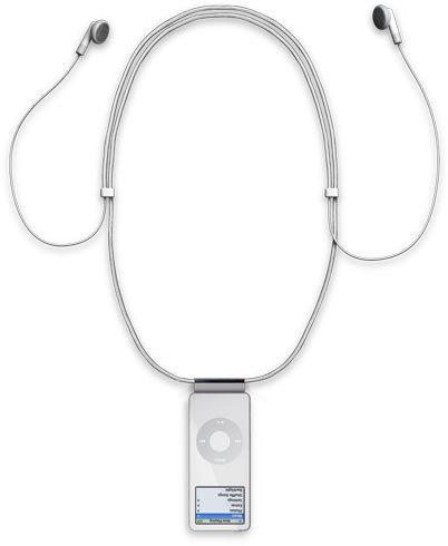 Lanyard Headphones