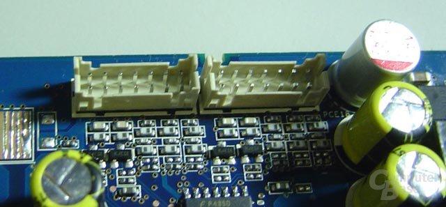 2x CRT-Extender-Connector