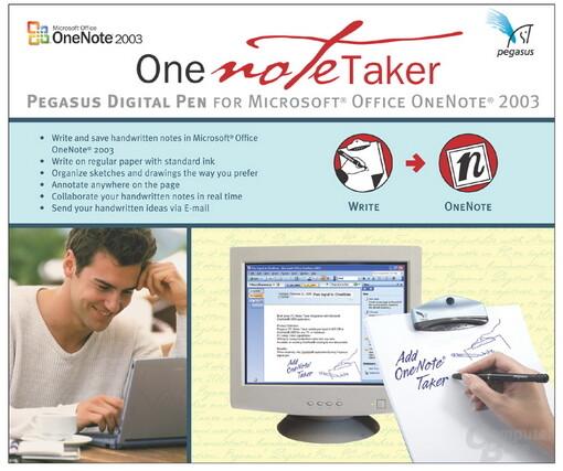 OneNoteTaker
