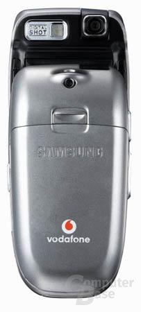 SGH-E860V - Rückseite