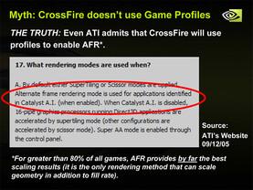 Crossfire Truth