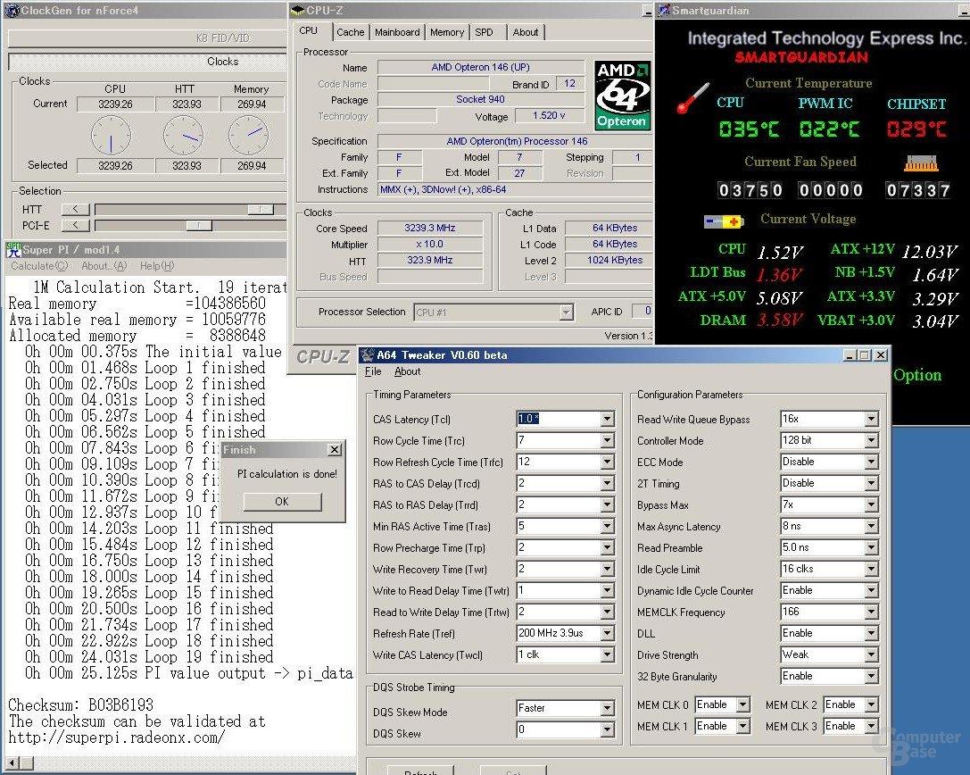 AMD Opteron 146