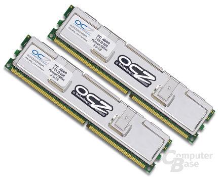 OCZ DDR PC-4000 Platinum Enhanced Bandwidth Edition