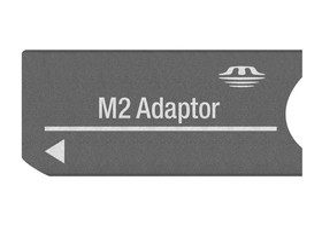 Memory Stick Micro Adaptor für Standardgröße