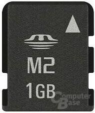 Memory Stick Micro (Prototyp)