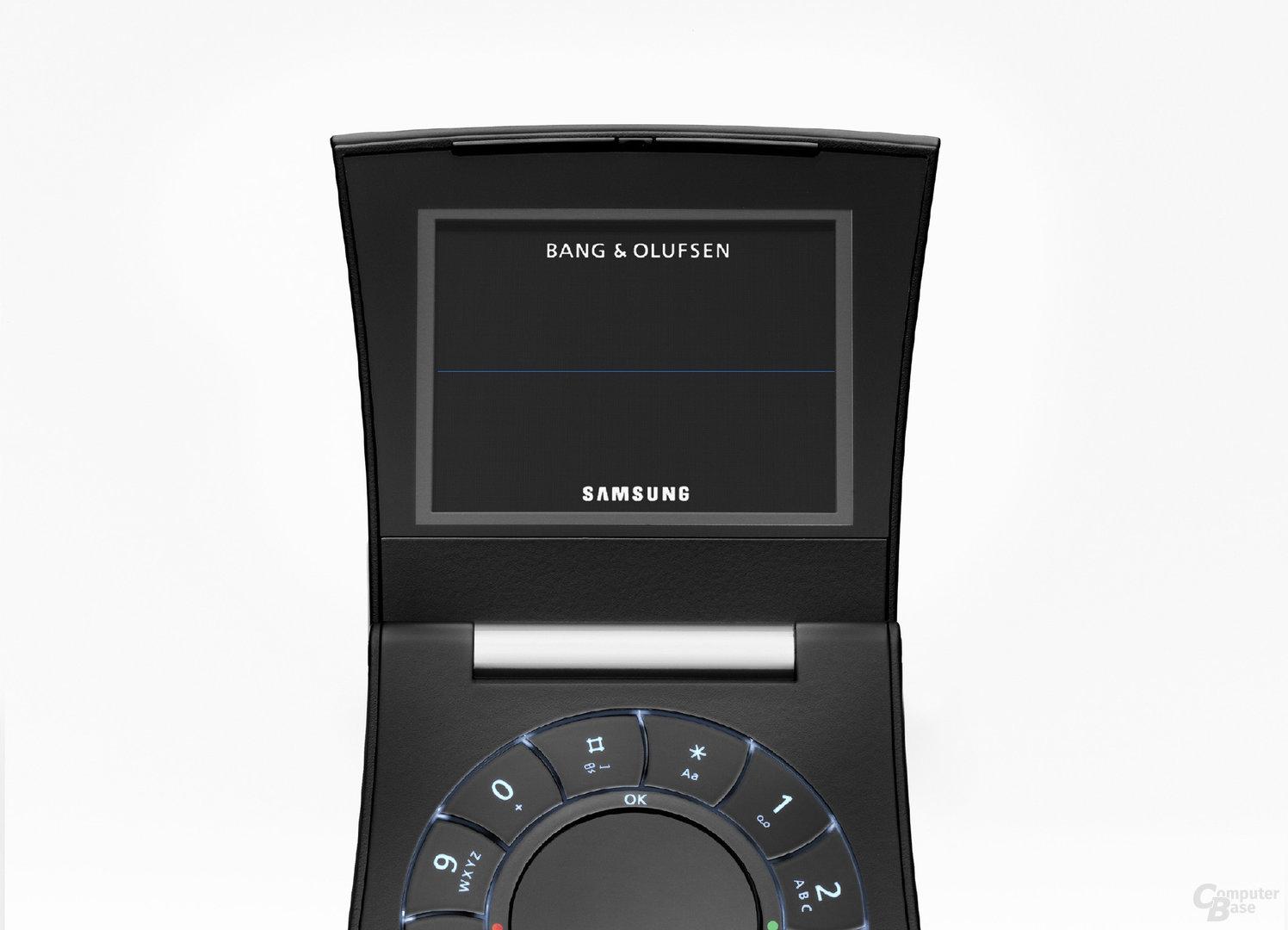 Samsung und Bang & Olufsen: Serene