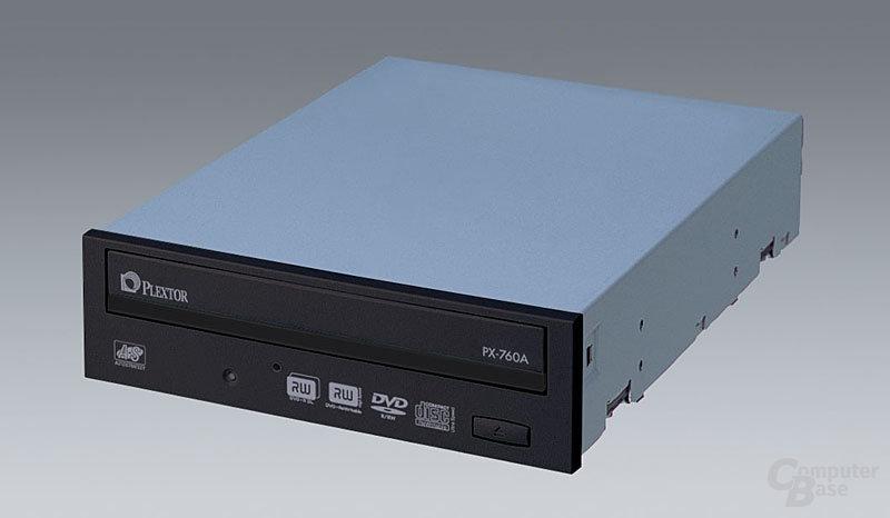 Plextor PX-760A schwarz