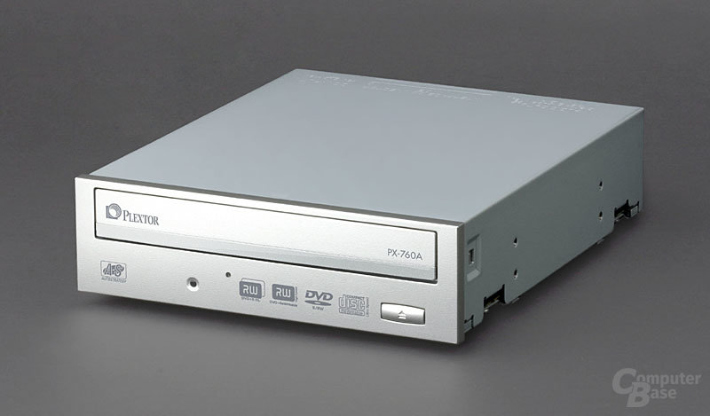 Plextor PX-760A silbern