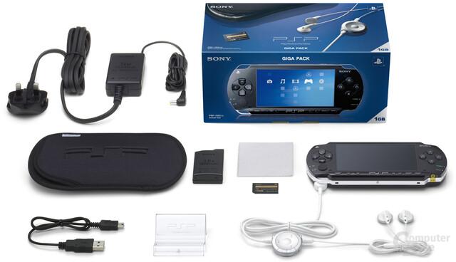 Sony PSP Giga Pack