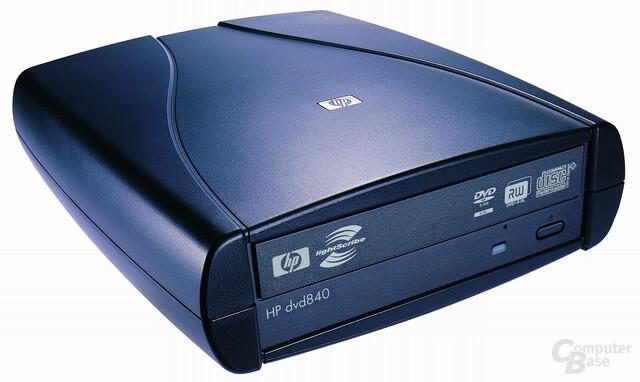 HP dvd840e