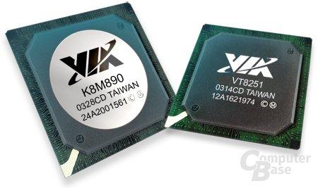 VIA K8M890 Chipsatz