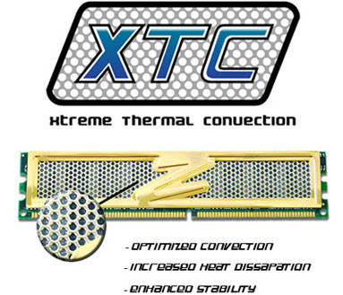 XTC Heatspreader