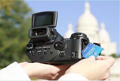 Sony CompactVault-Minifestplatte
