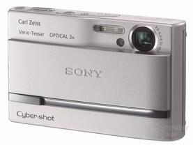 Sony Cyber-shot T9 - Silber
