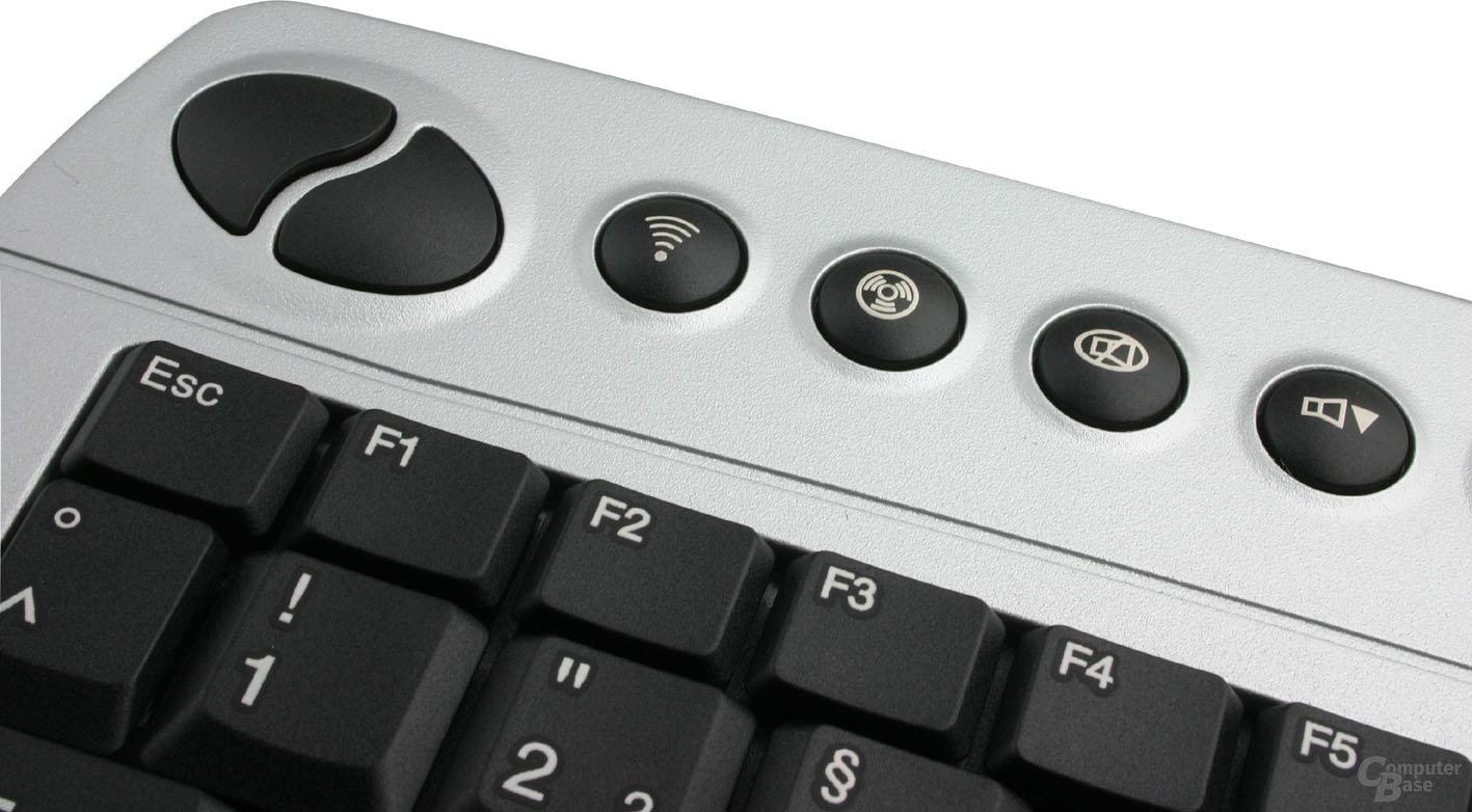 Sharkoon HomeDigital Wireless Keyboard RF #4