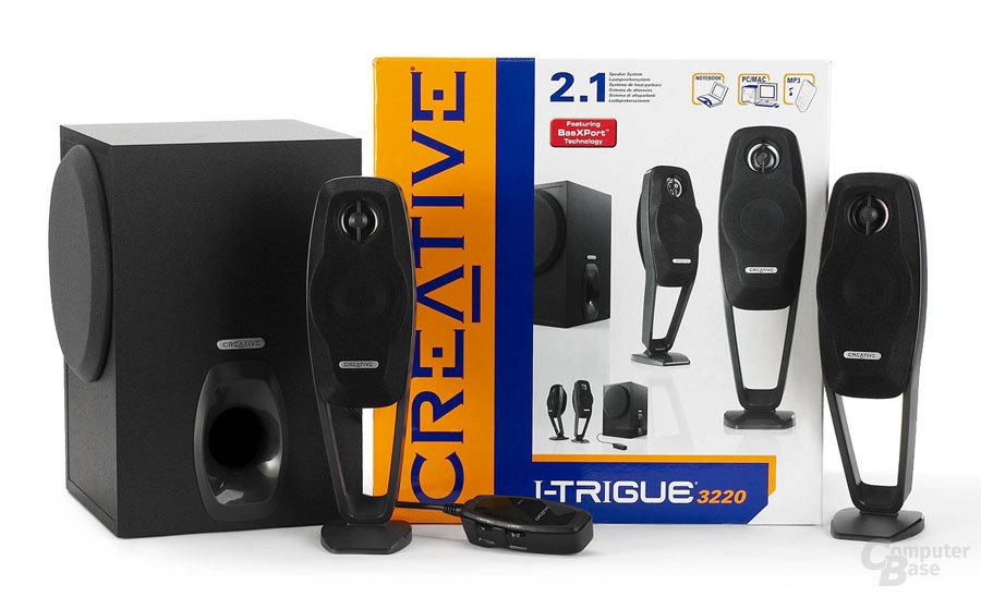 Creative I-Trigue 3220