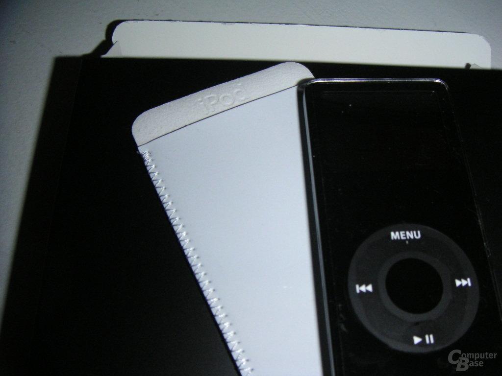 Schutzhülle des iPod nano