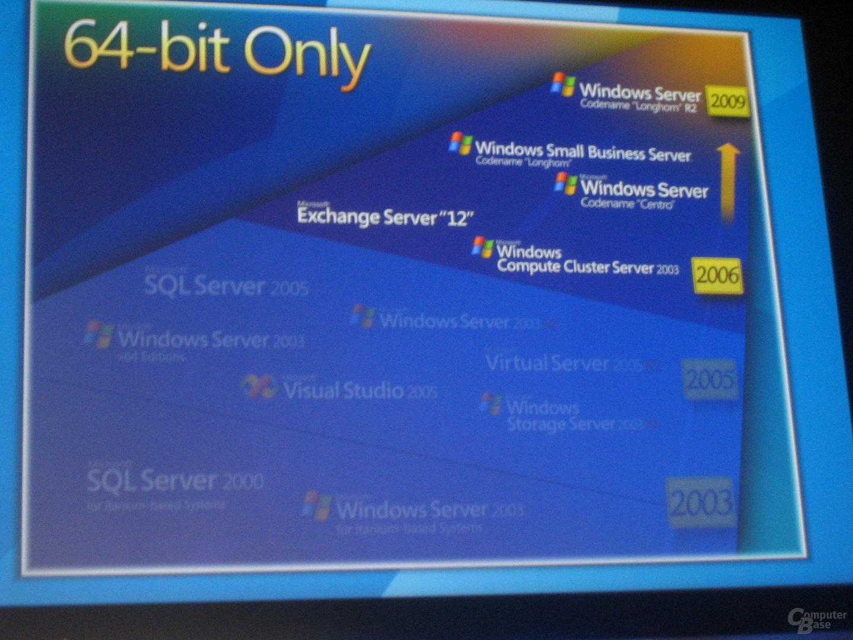 ITforum05: Microsoft goes 64-Bit