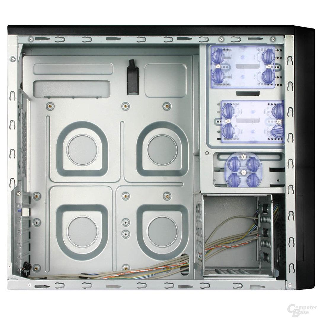 Enermax CA-3030 Pandora von der Seite