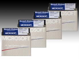 Windows-1.0-Disketten