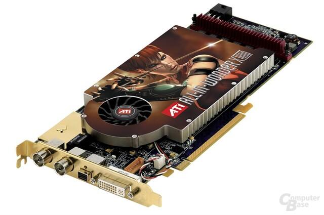 ATi All-In-Wonder X1800 XL