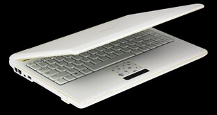 Asus W6A Golden White Edition