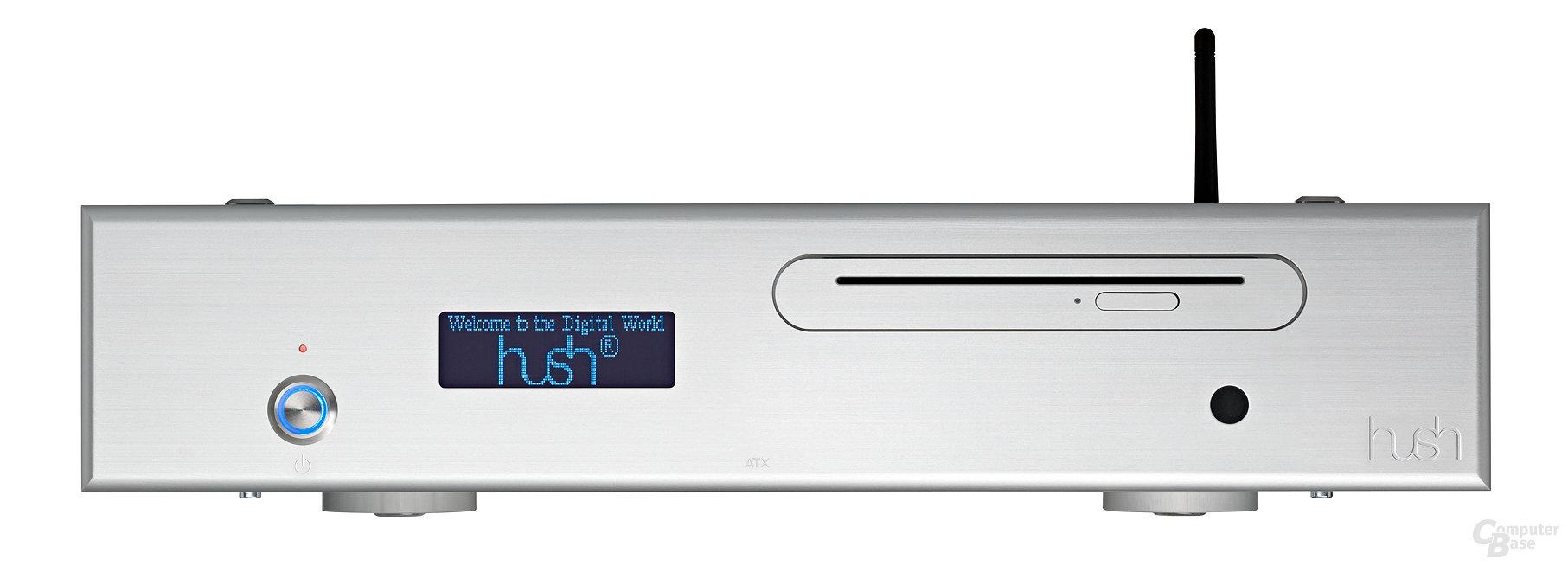 Hush VFD-Display zum Aufpreis
