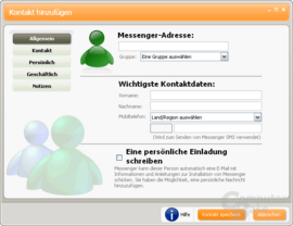Windows Live Messenger Beta 1