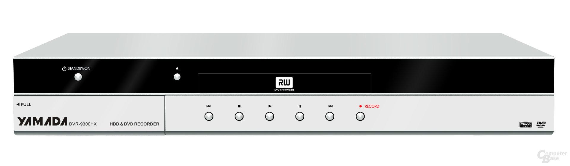 Yamada DVR-9300HX von Umax