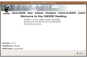About Gnome