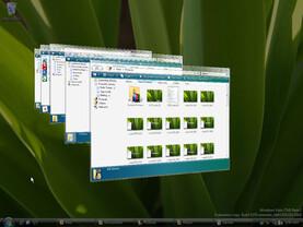 Windows Oberfläche: 3D-Fenster