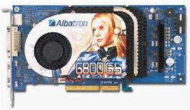 Albatron 6800 GS