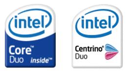 Intel Core Duo und Centrino Duo