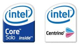 Intel Core Solo und Centrino