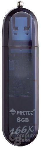 i-Disk II 166x mit 8 GB