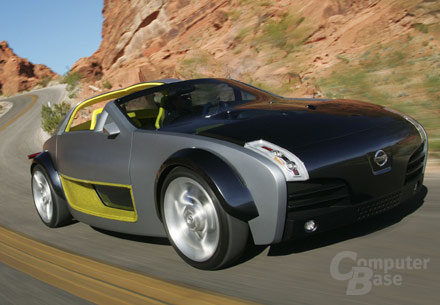 Nissan URGE Concept Car