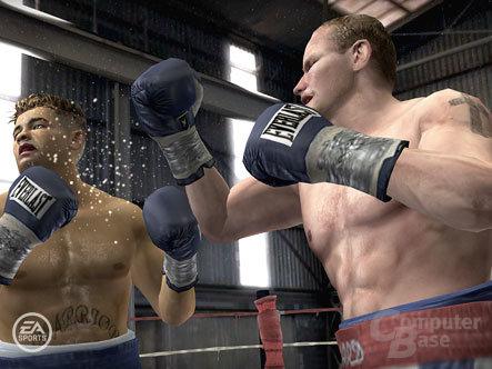 Fight Night Round 3 auf Xbox