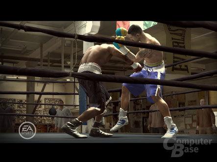 Fight Night Round 3 auf Xbox 360