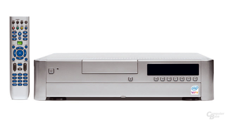 IIntel Viiv - Unterhaltselektronik-Format