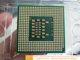 Intel Core Duo – Pin Layout