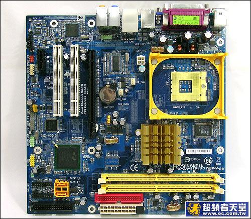 Gigabyte Ga-8I945GTMF-Y-RH