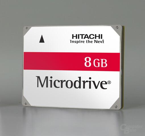Hitachi Microdrive