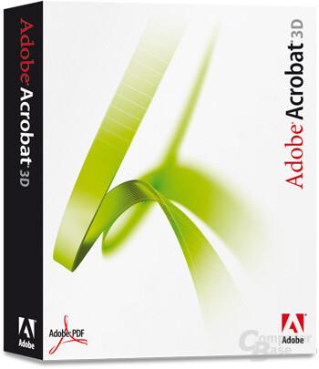 Adobe Acrobat 3D Verpackung