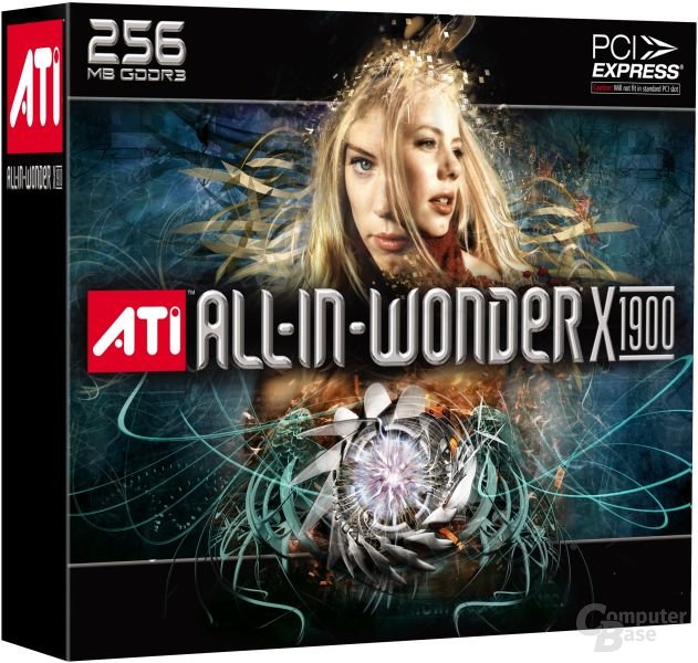 All-in-Wonder X1900