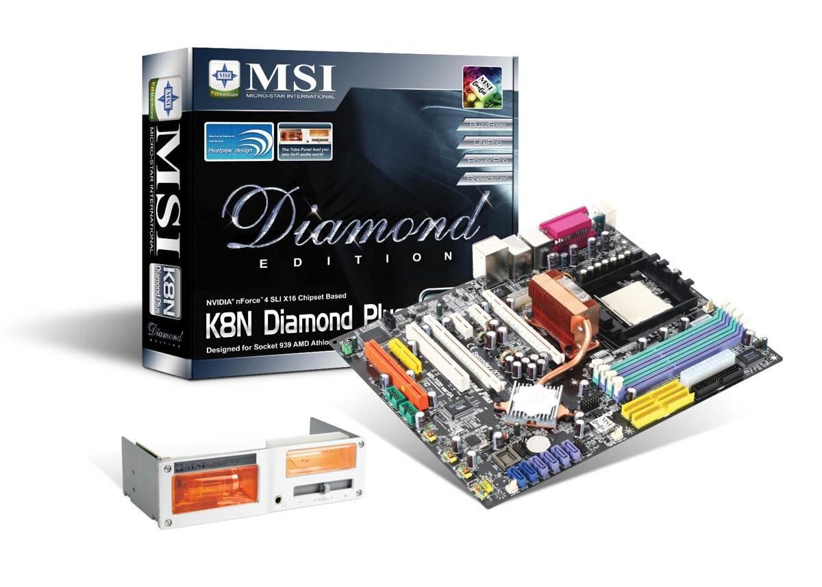 MSI K8N Diamond Plus Limited Edition